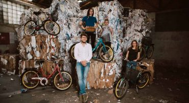 [NAPÍSALI O NÁS] Prešovčania založili nevšedný bikesharing. Platidlom je aj dobrý skutok.