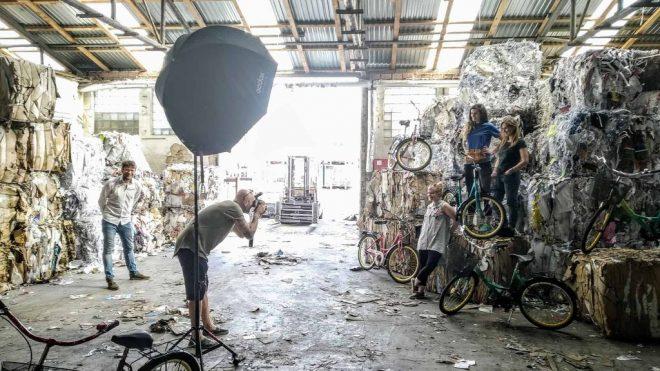 [VIDEO] Bicykle za dobrý skutok - Východoslovenská televízia