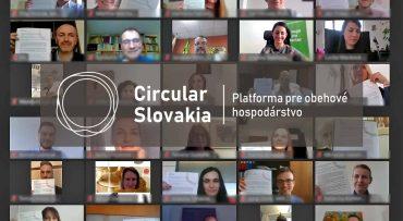 Fecupral je súčasťou platformy Circular Slovakia